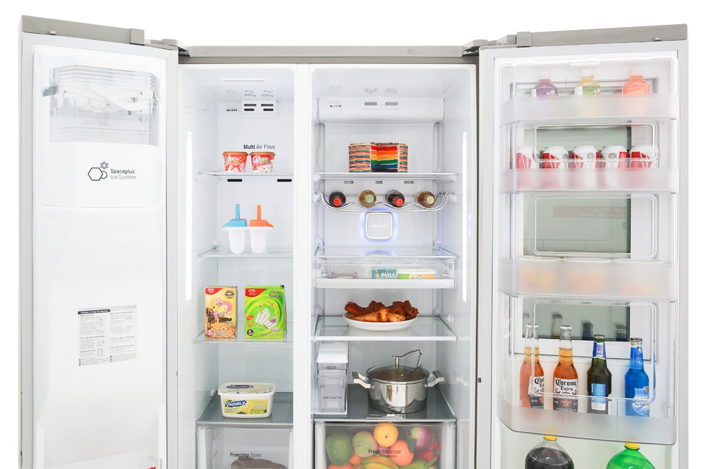 Tủ lạnh LG Door-in-Door 601 lít GR-X247JS