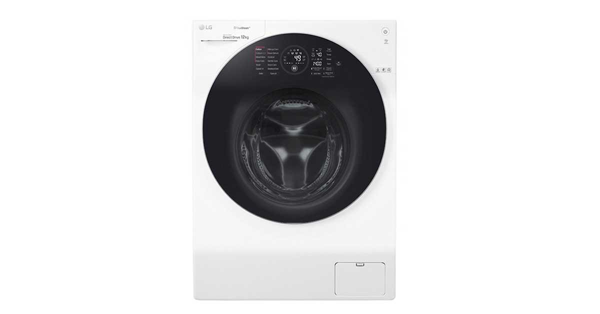 Máy Giặt LG TWINWash FG1405H3W thiết kế hiện đại