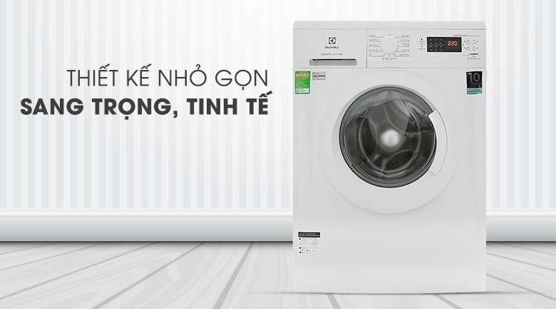 Máy giặt Electrolux Inverter 8 Kg EWF8025DGWA