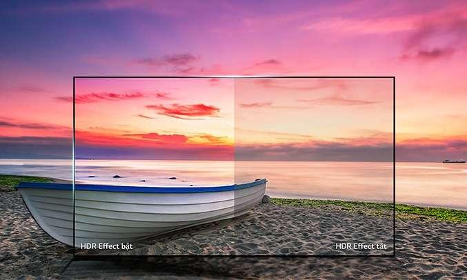 Tivi TCL LED L55P8 hình ảnh chi tiết