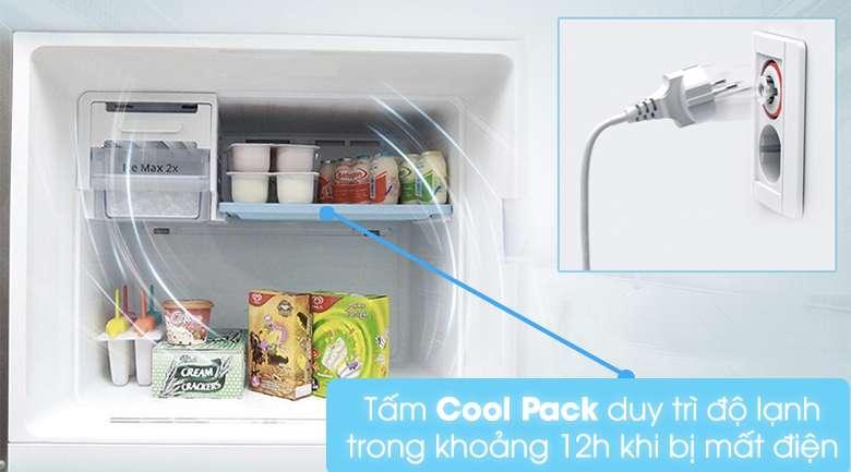 Cool Pack - Tủ lạnh Samsung Inverter 208 lít RT20HAR8DDX/SV