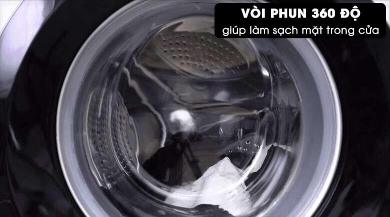 Vòi phun nước 360 độ - Máy giặt Toshiba Inverter 8.5 kg TW-BH95M4V SK