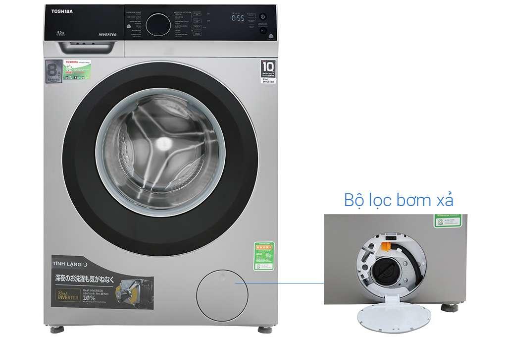 Máy giặt Toshiba Inverter 8.5 kg TW-BH95M4V SK