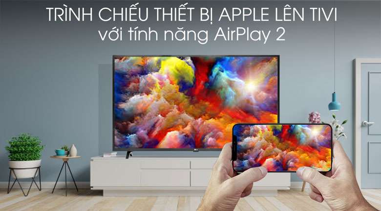 Smart Tivi LG 4K 70 inch 70UM7300PTA - AirPlay 2