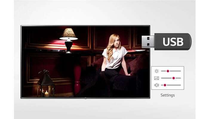 Tivi LG Smart 86 Inch 86UT640S