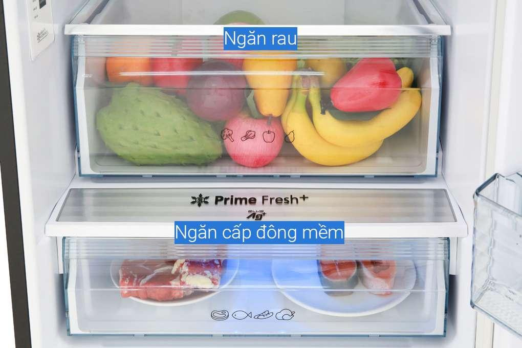 Tủ lạnh Panasonic Inverter 322 lít NR-BV360GKVN