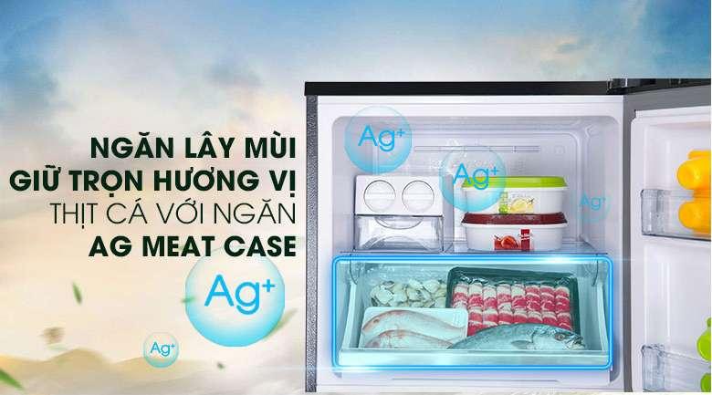 Ag meat case