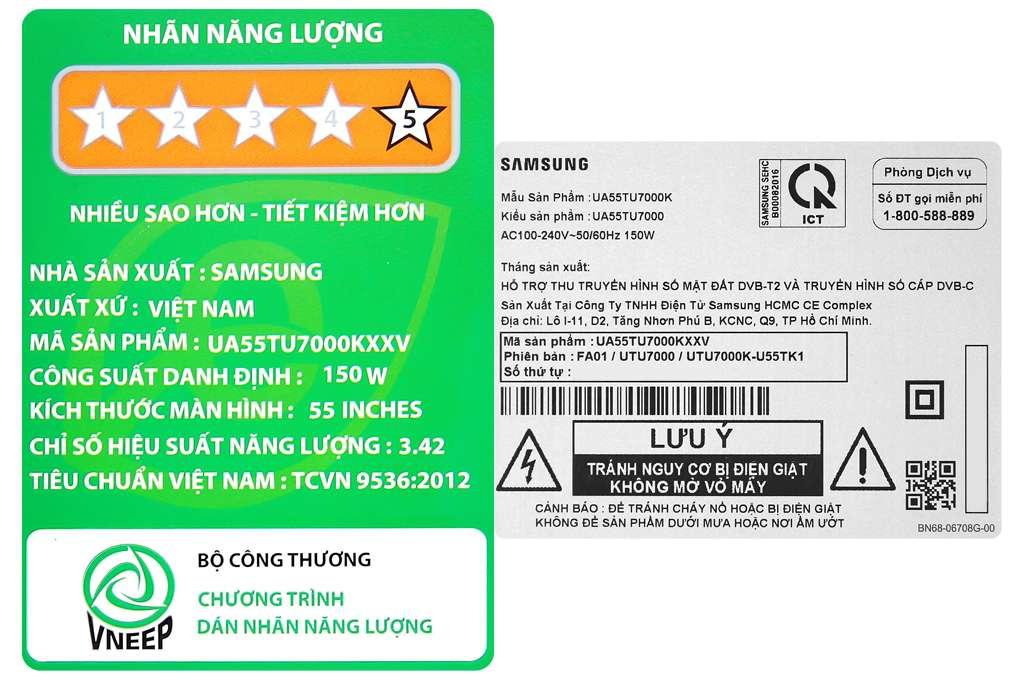 Samsung Ua55tu7000 8 Org