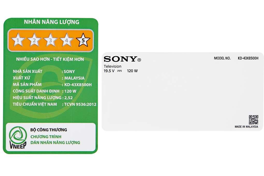 Sony Kd 43x8500h 9 Org