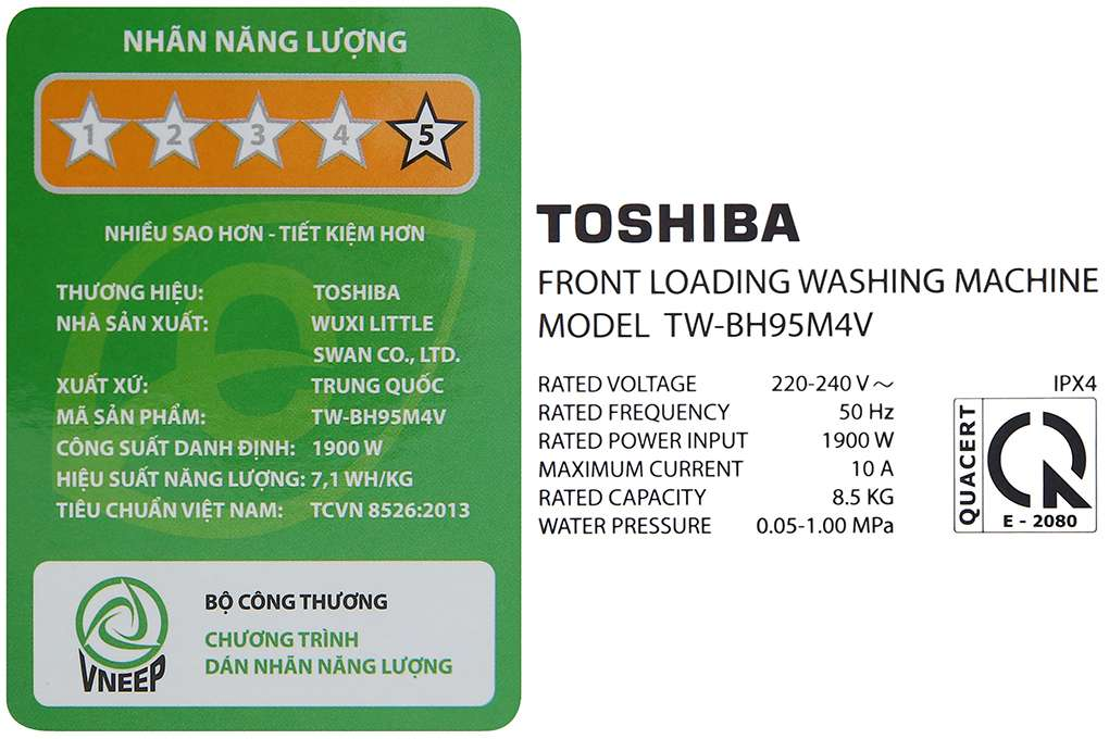 May Giat Toshiba Tw Bh95m4v Sk 9 1 Org